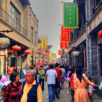 wycieczka chiny